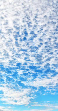 in  australia the empty sky full of clouds like  background texture