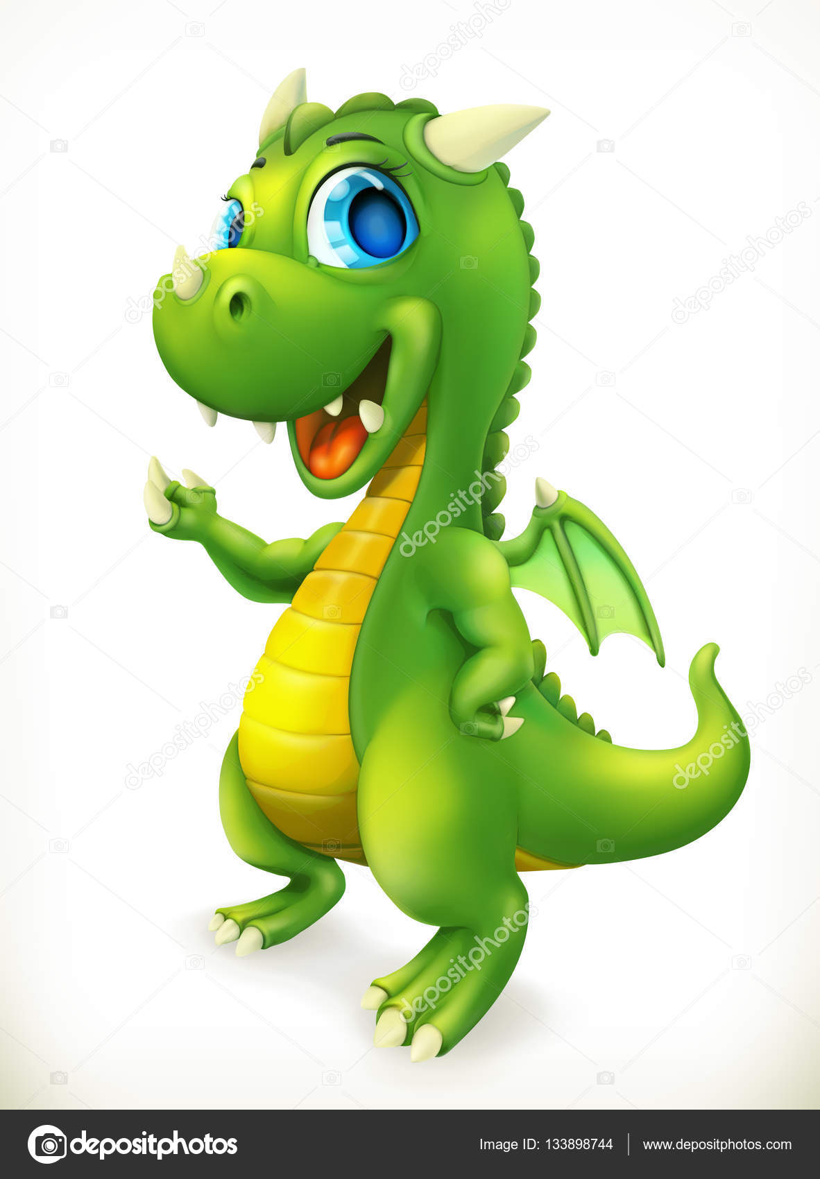 download funny 3d dragon - photo #23