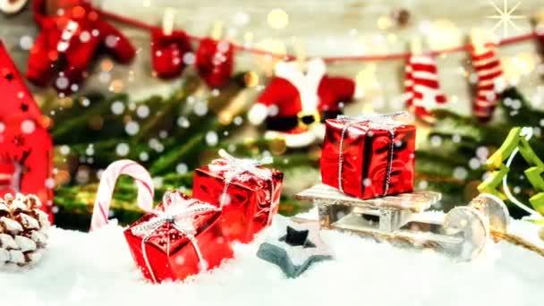 Vánoční dovolená nastavení