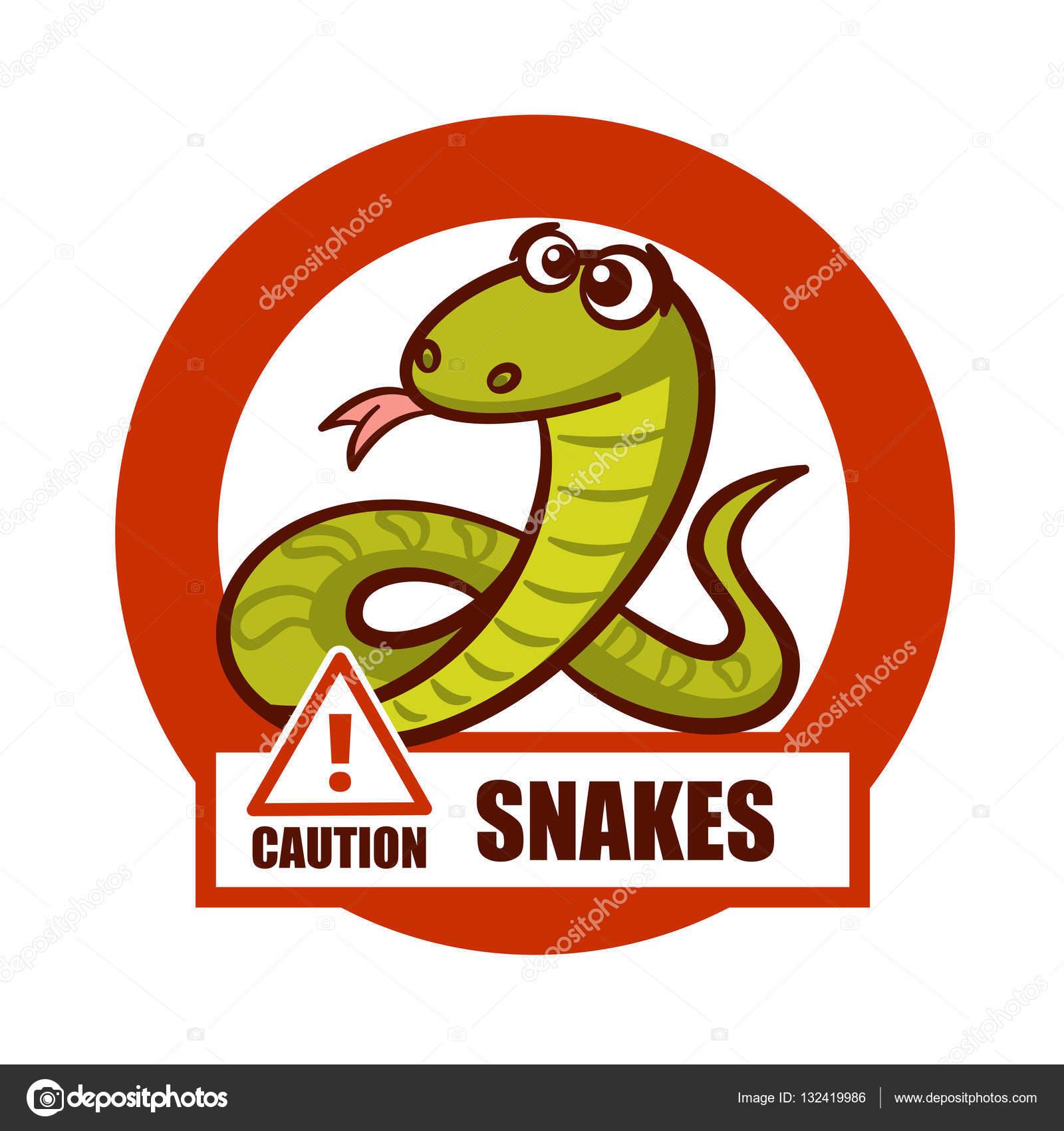 Знак осторожно змеи картинки