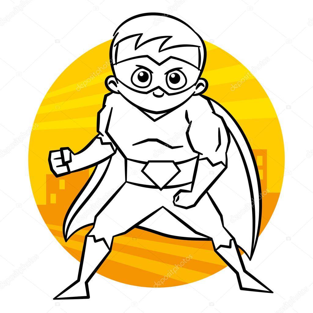 Ausgezeichnet Malvorlagen Superhelden Symbole Ideen - Entry Level ...