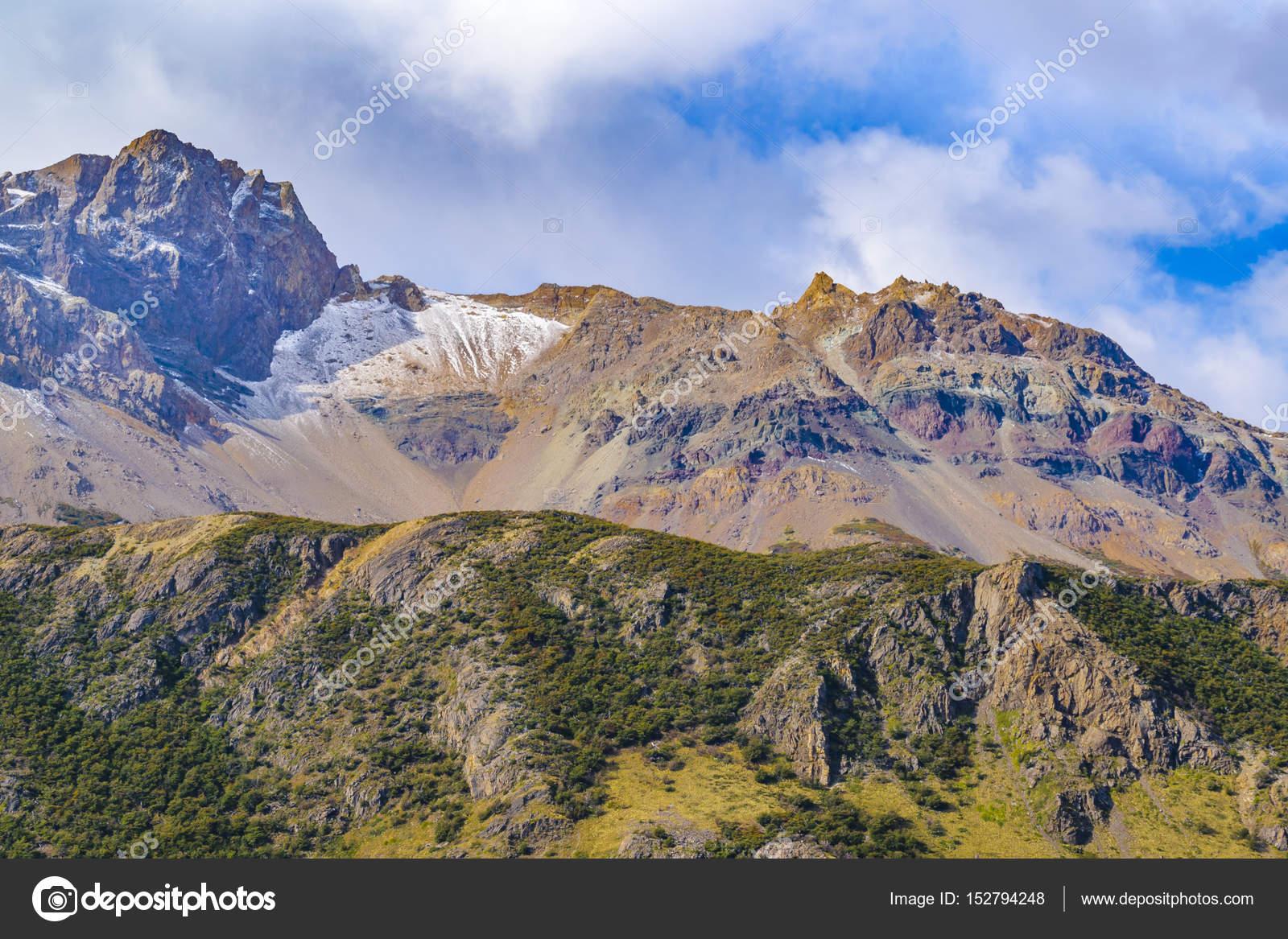 Montañas Nevadas En La Patagonia: Fotos: Cordillera De Los Andes Argentina