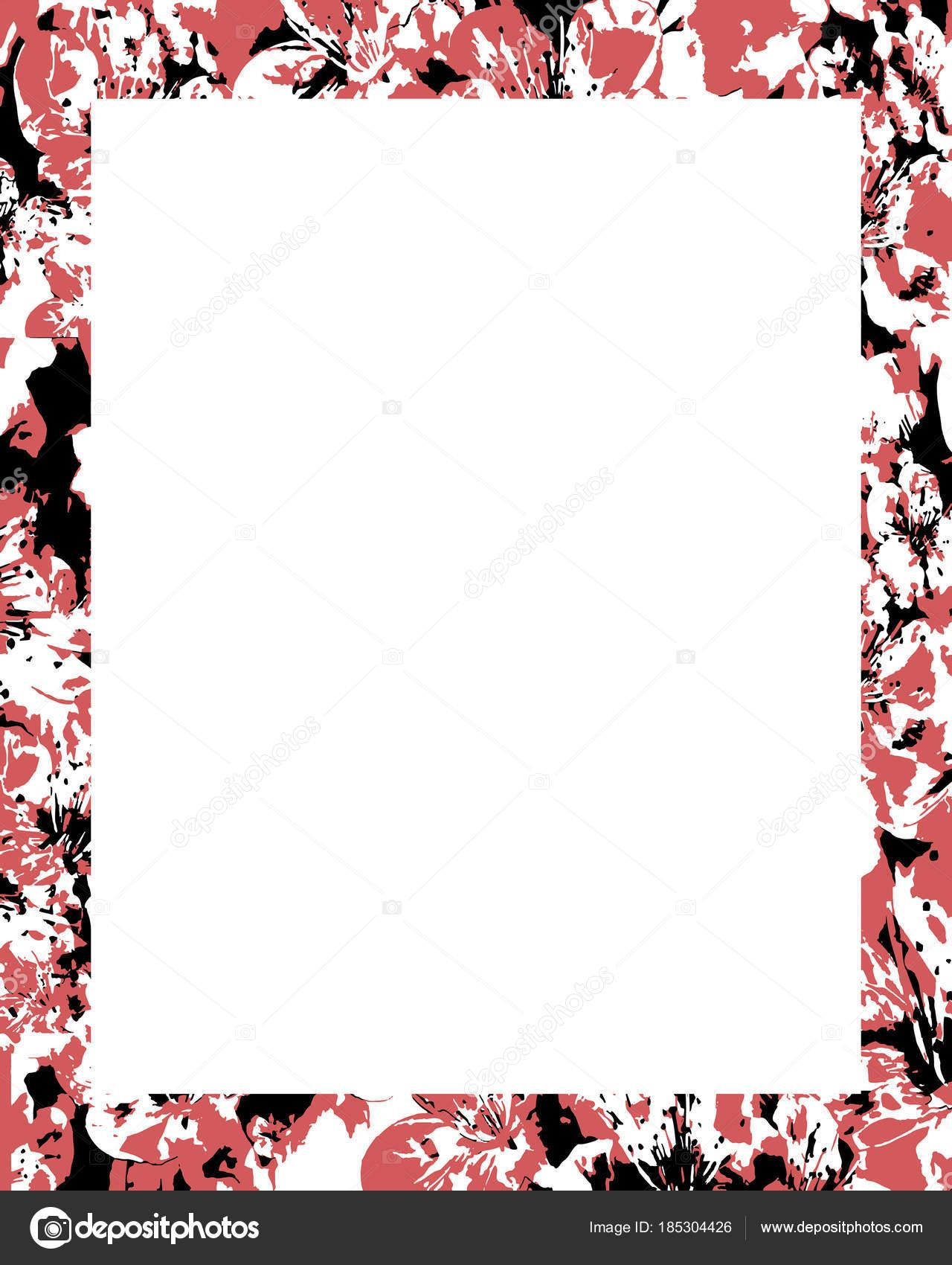 Cornice bianca con bordi decorati foto stock for Cornice bianca foto