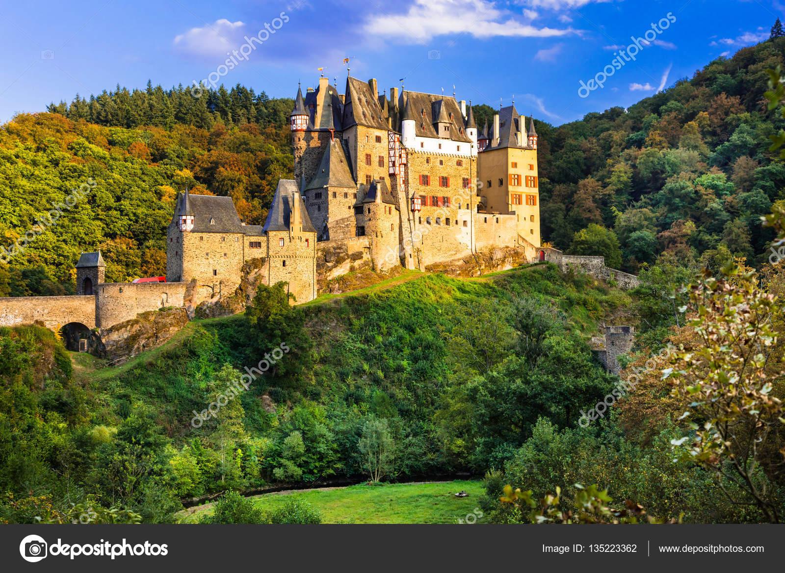 Burg Eltz - um dos mais belos castelos medievais da Europa
