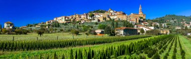 Traditional villages of Italy - Castiglion Fiorentino in Tuscany