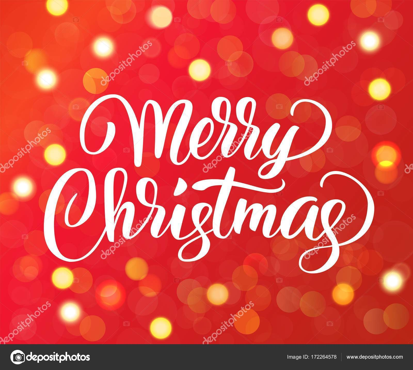 Merry christmas text holiday greetings quote golden sparkling merry christmas text holiday greetings quote golden sparkling glowing lights red background with m4hsunfo