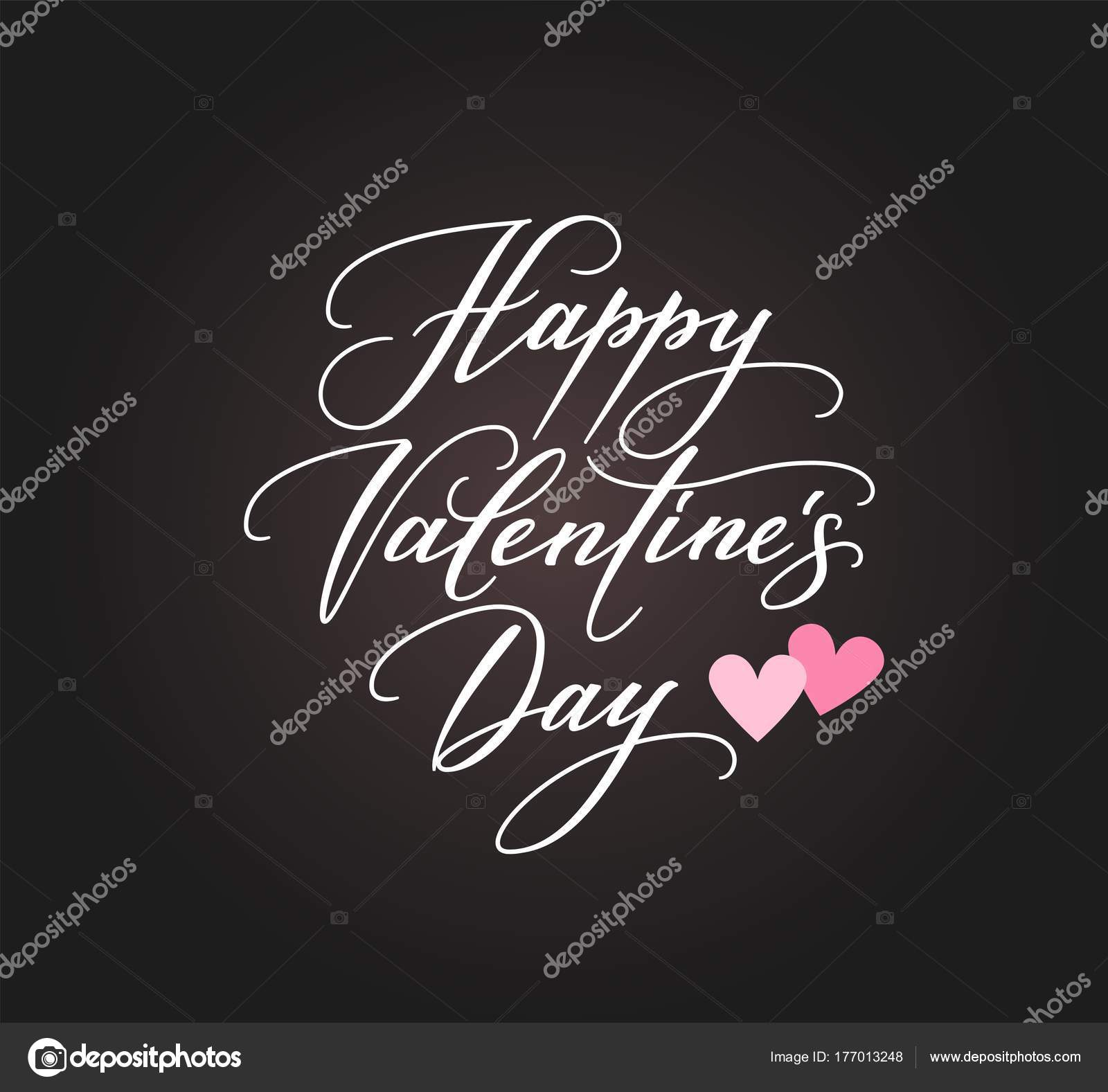 Background with happy valentines day text and hearts symbols background with happy valentines day text and hearts symbols stock vector 177013248 biocorpaavc
