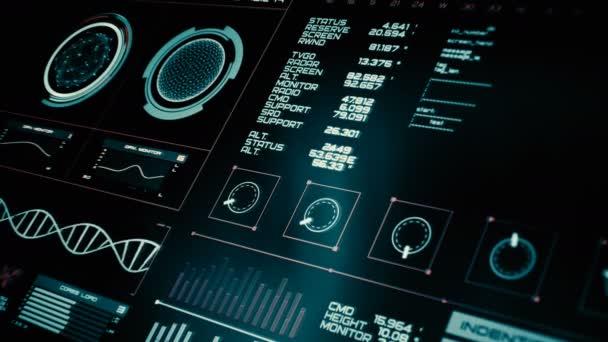 Futuristické rozhraní | HUD