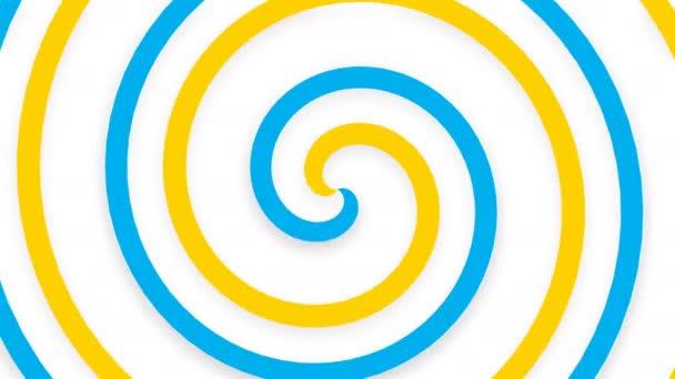 pozadí abstraktní s spirály
