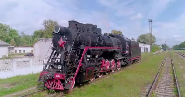 parní lokomotiva železniční anténa 201982413565815 cm