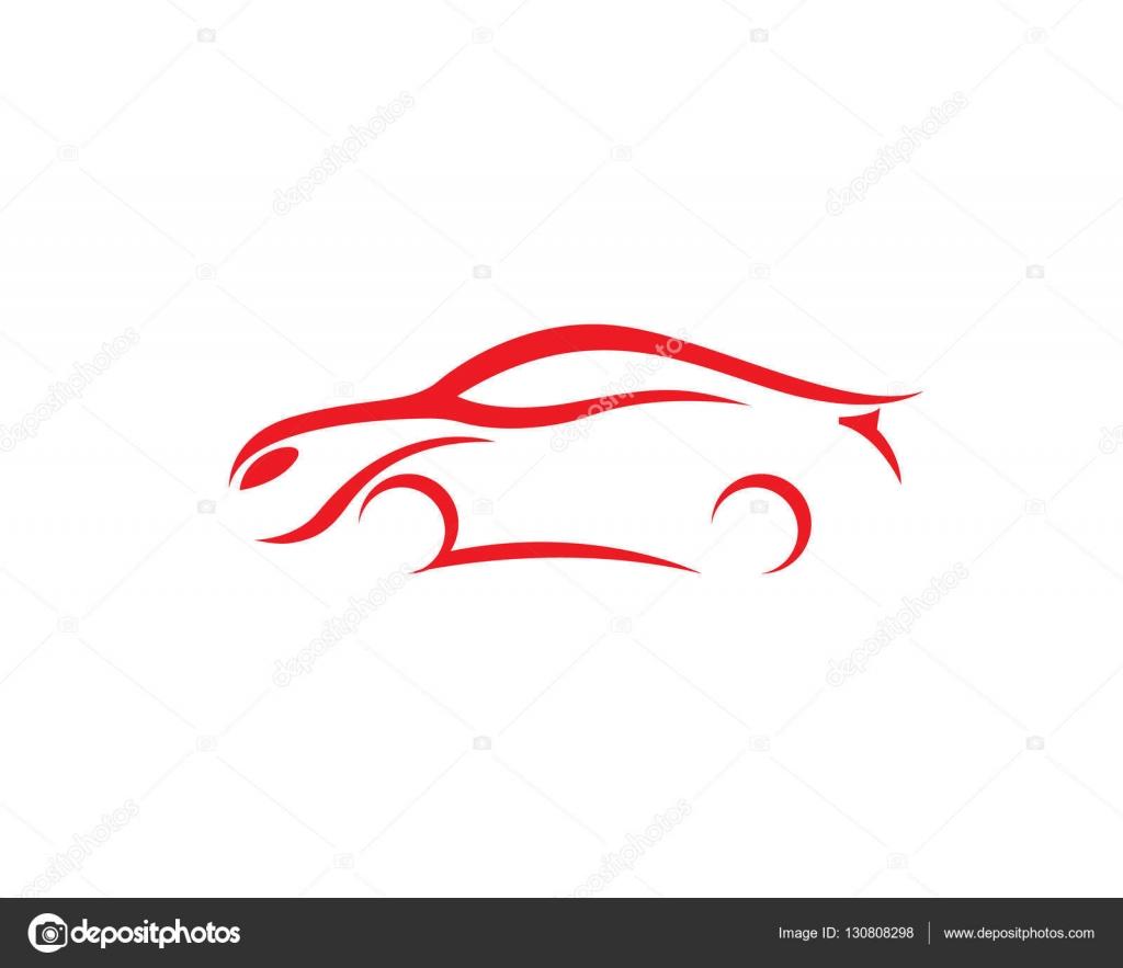 Auto coche Logo plantilla — Vector de stock © elaelo #130808298
