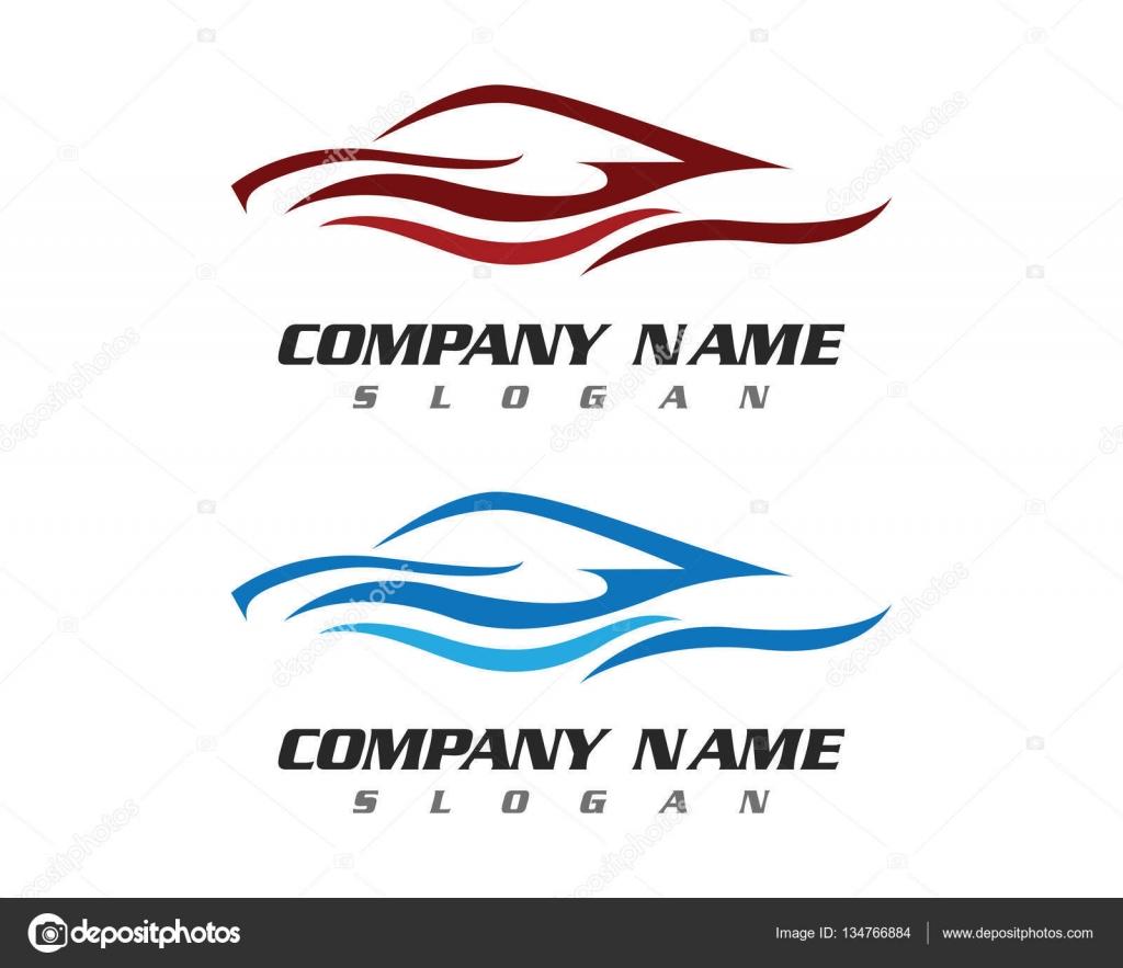 Auto coche Logo plantilla — Vector de stock © elaelo #134766884
