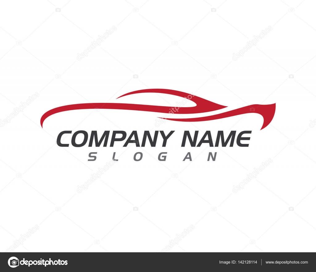 Auto coche Logo plantilla — Vector de stock © elaelo #142128114
