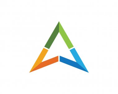 Business abstract logo design template logo