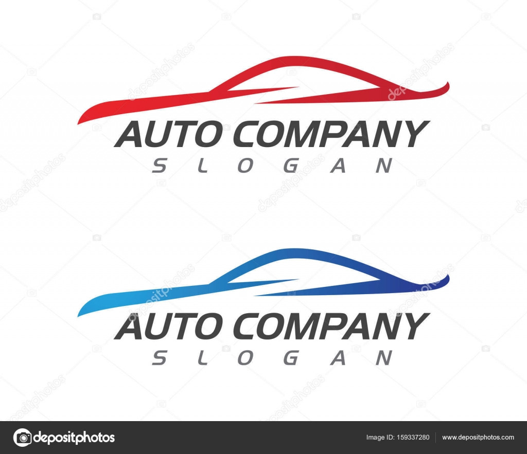 Auto Car Logo Template Stock Vector C Elaelo 159337280