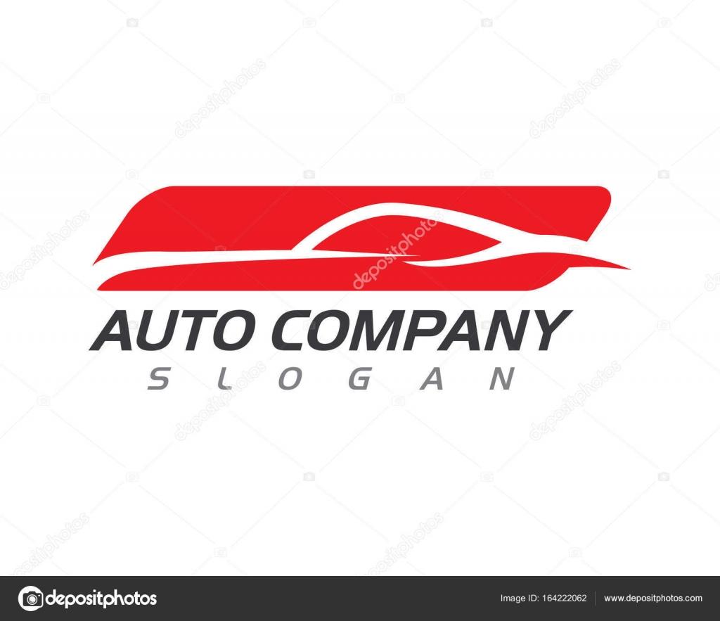 Auto coche Logo plantilla — Vector de stock © elaelo #164222062