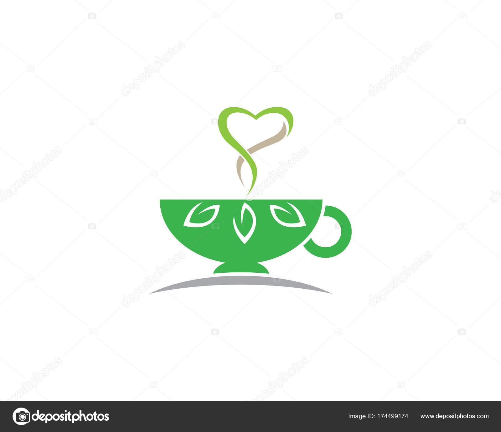 Tea cup logo template stock vector elaelo 174499174 tea cup logo template stock vector maxwellsz