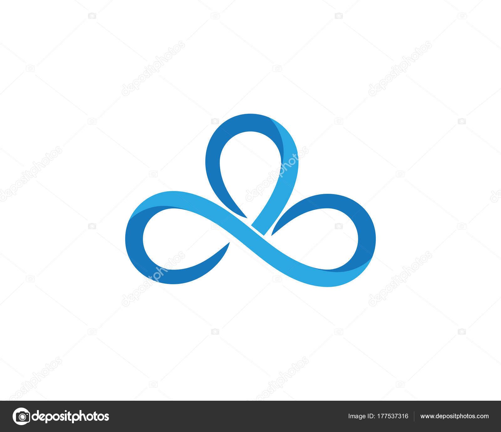 Infinity Design Infinity Logo Stock Vector Elaelo