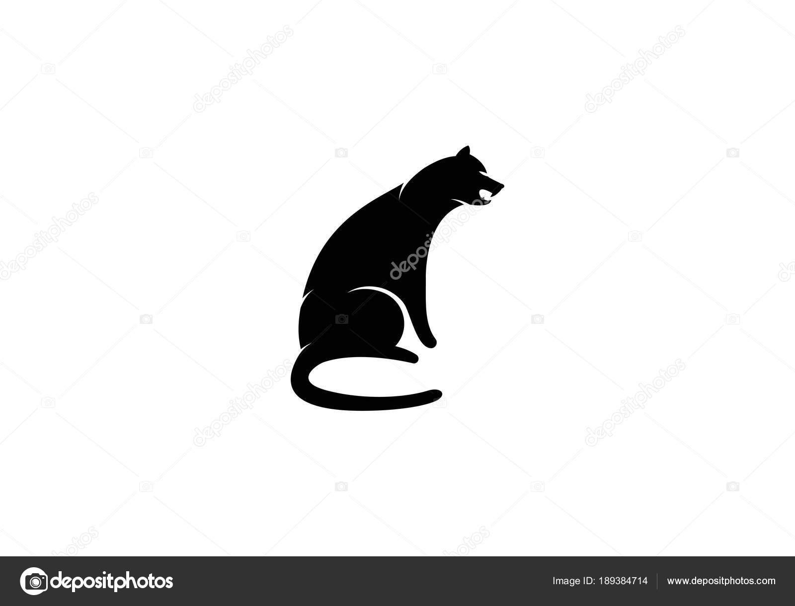 Cheetah logo template — Stock Vector © elaelo #189384714