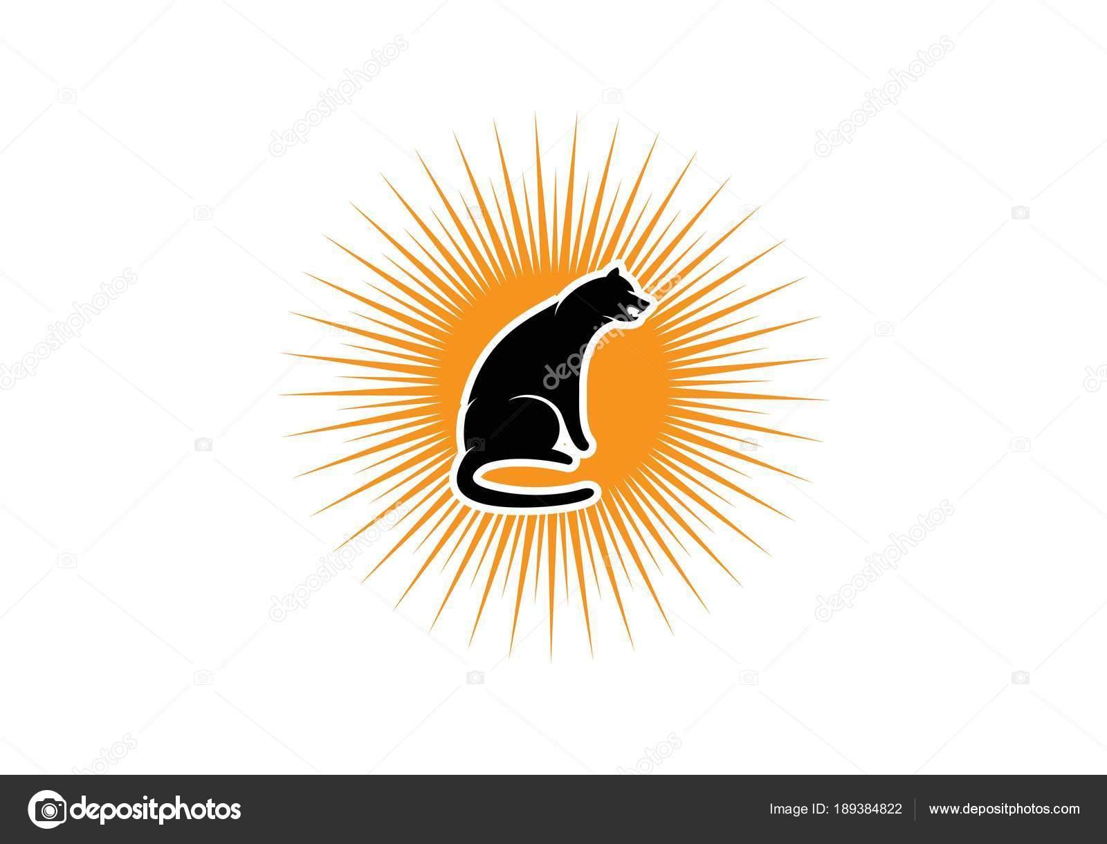 Cheetah logo template — Stock Vector © elaelo #189384822