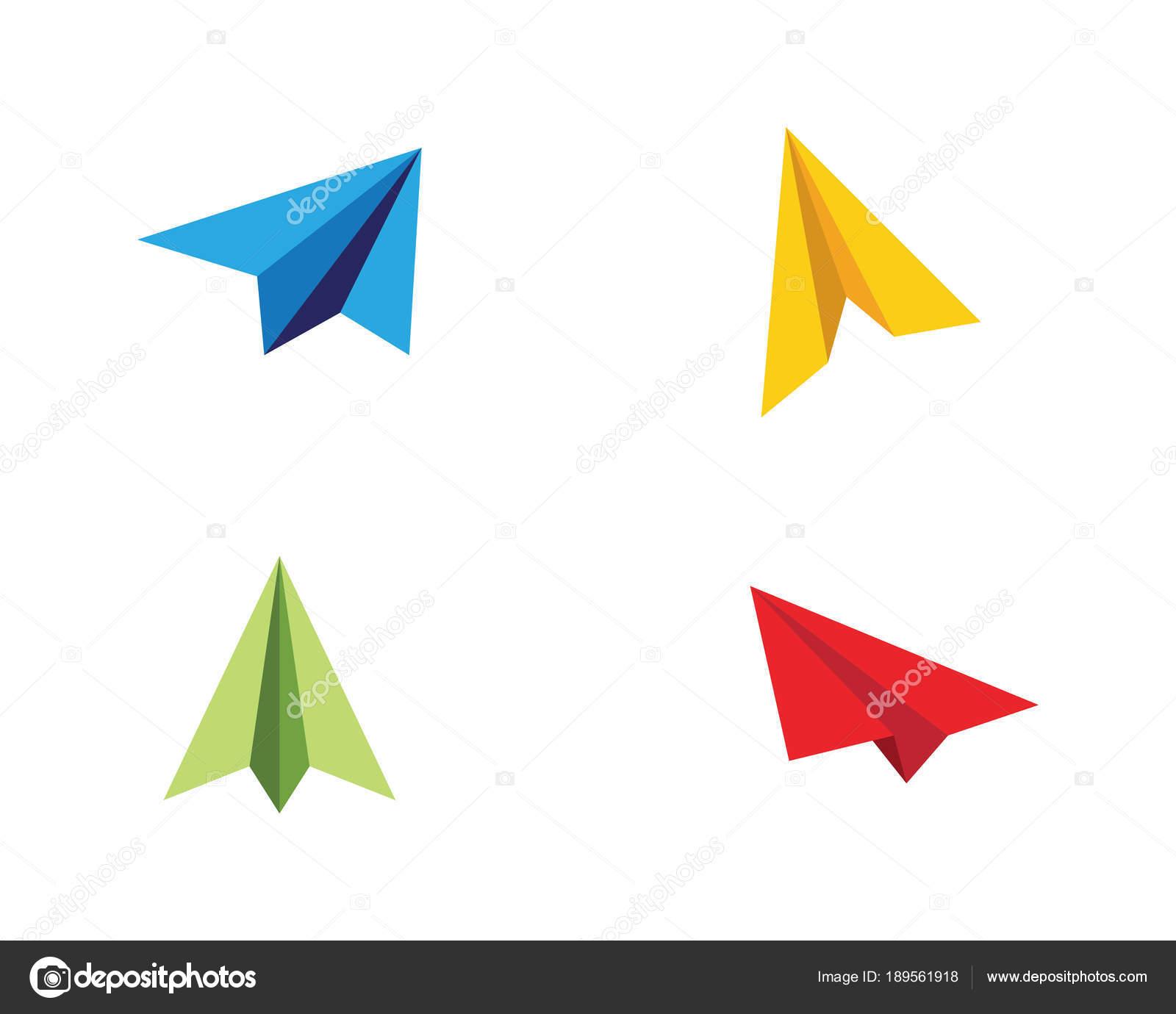 Ziemlich Einfache Papierflugzeug Vorlagen Galerie - Entry Level ...