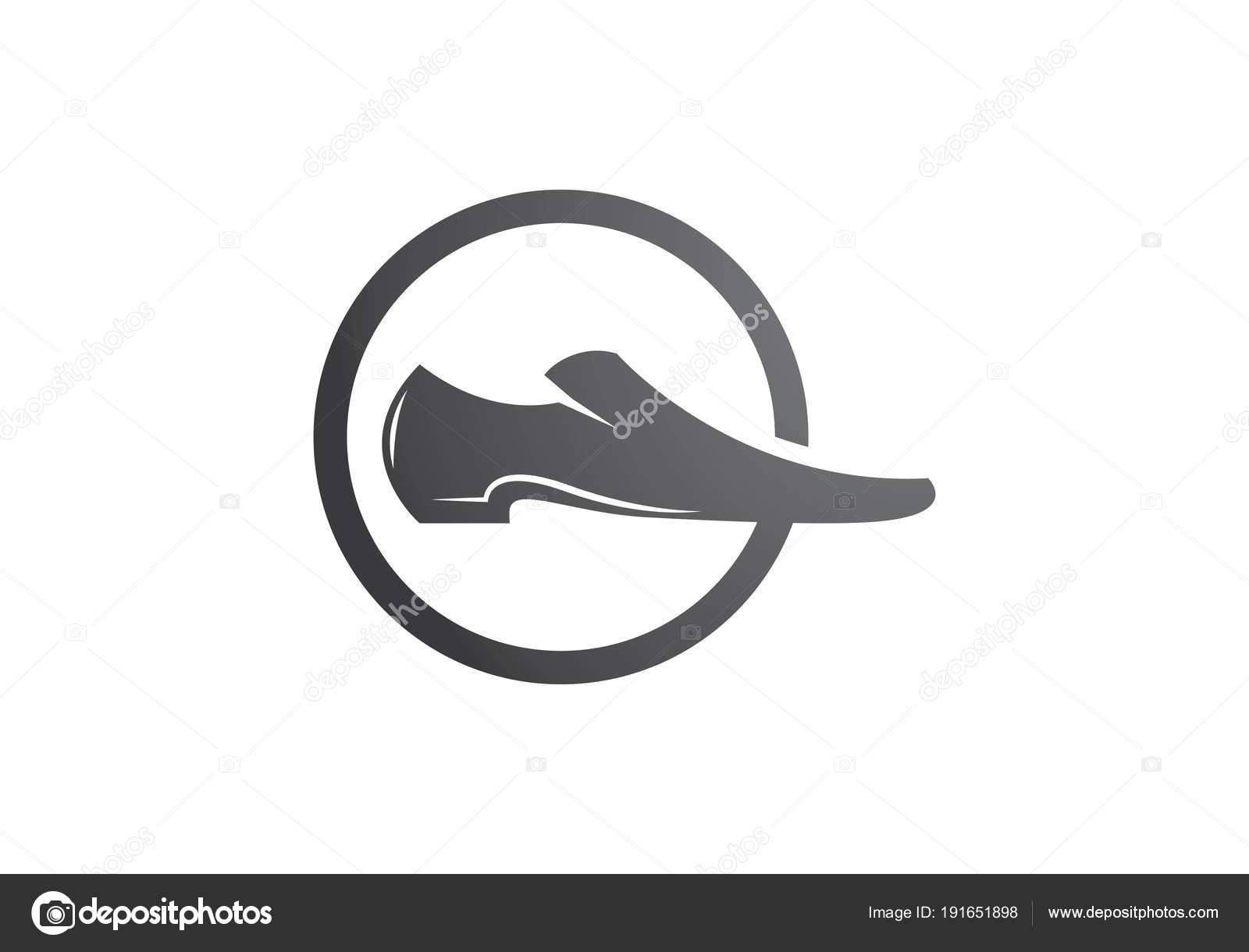 Logo Vector De Hombres Plantilla Zapatos qpaIa7