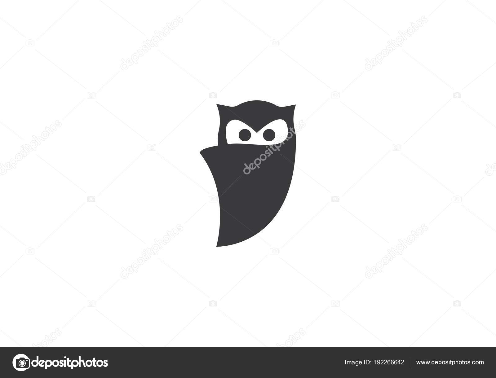 Eule-Logo-Vorlage — Stockvektor © elaelo #192266642