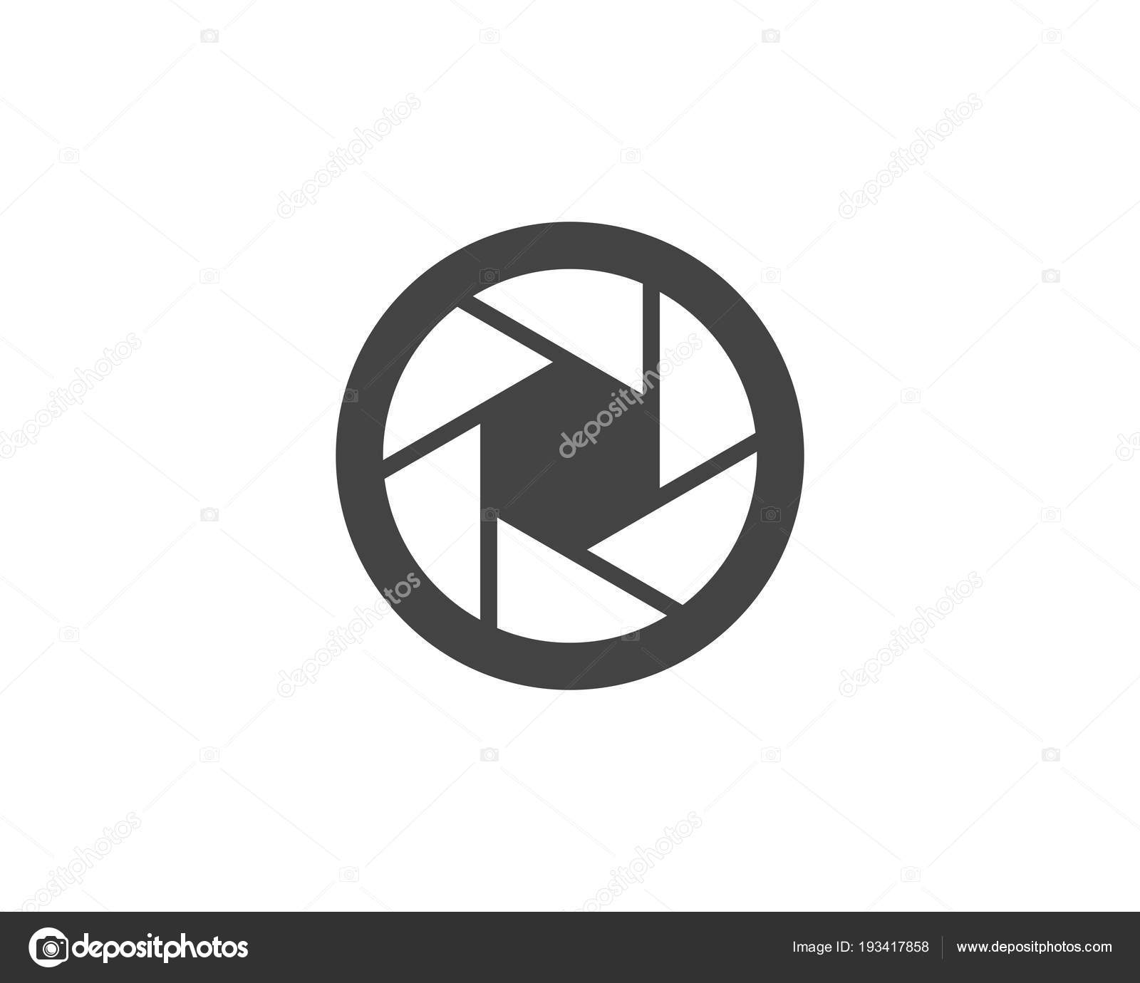 Fotografie-Logo-Design Vorlage — Stockvektor © elaelo #193417858