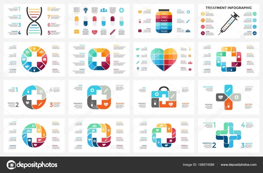 Vector plus Infografik, medizinischen Diagramm, Gesundheitswesen ...