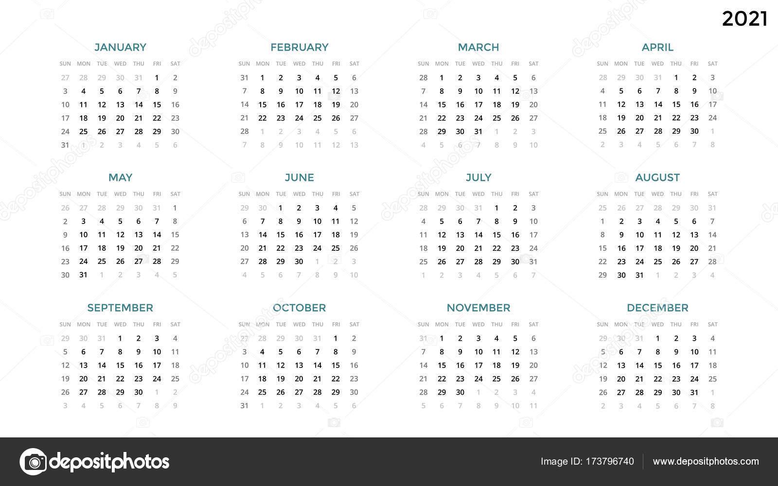 Infografía de calendario, tabla tabla, carta de presentación ...