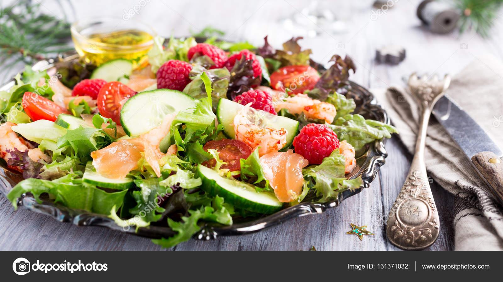 Somon Füme Salata