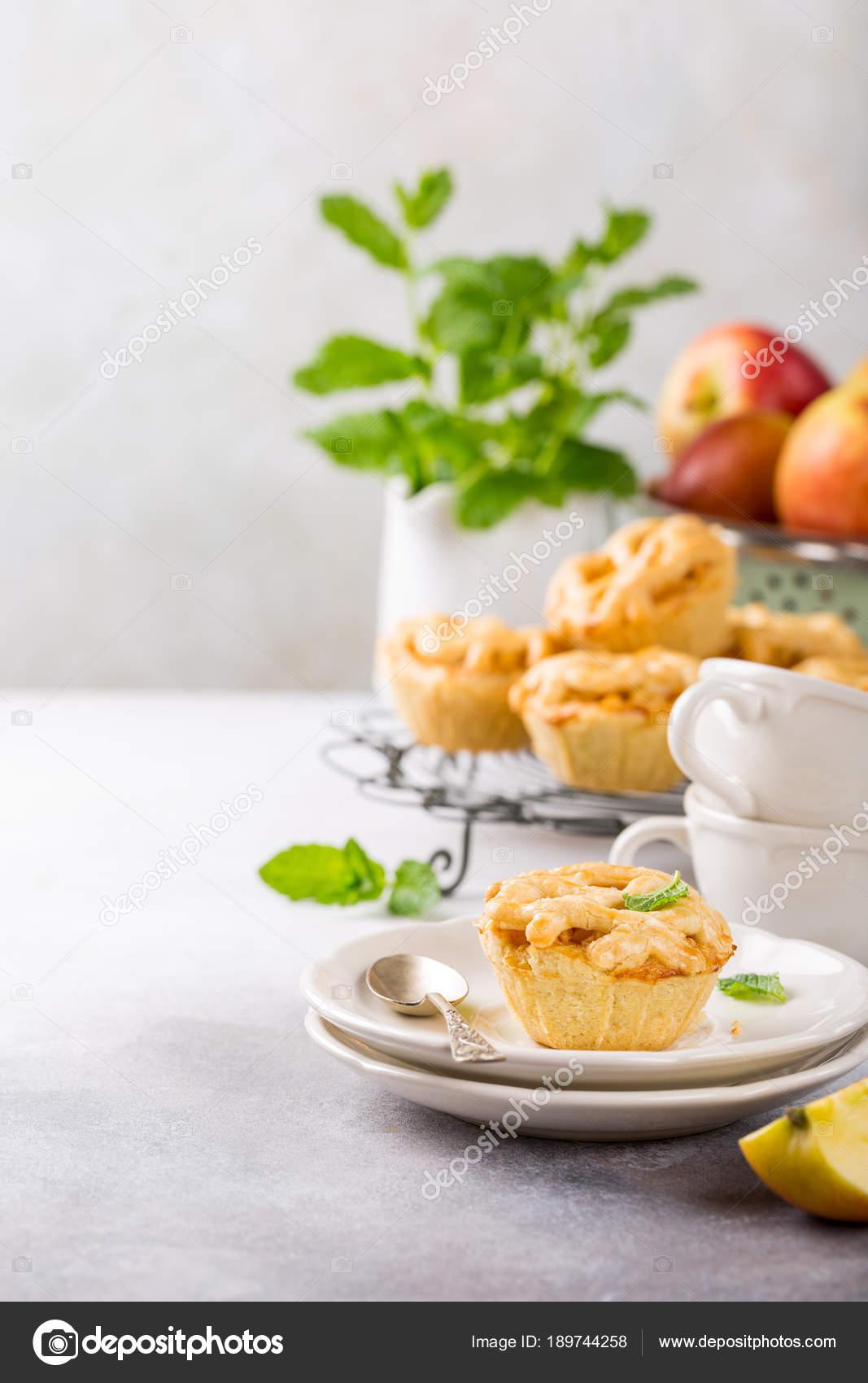 Mini elmalı kruvasan tarifi