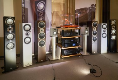 Hi Fi and High End Show in Moscow