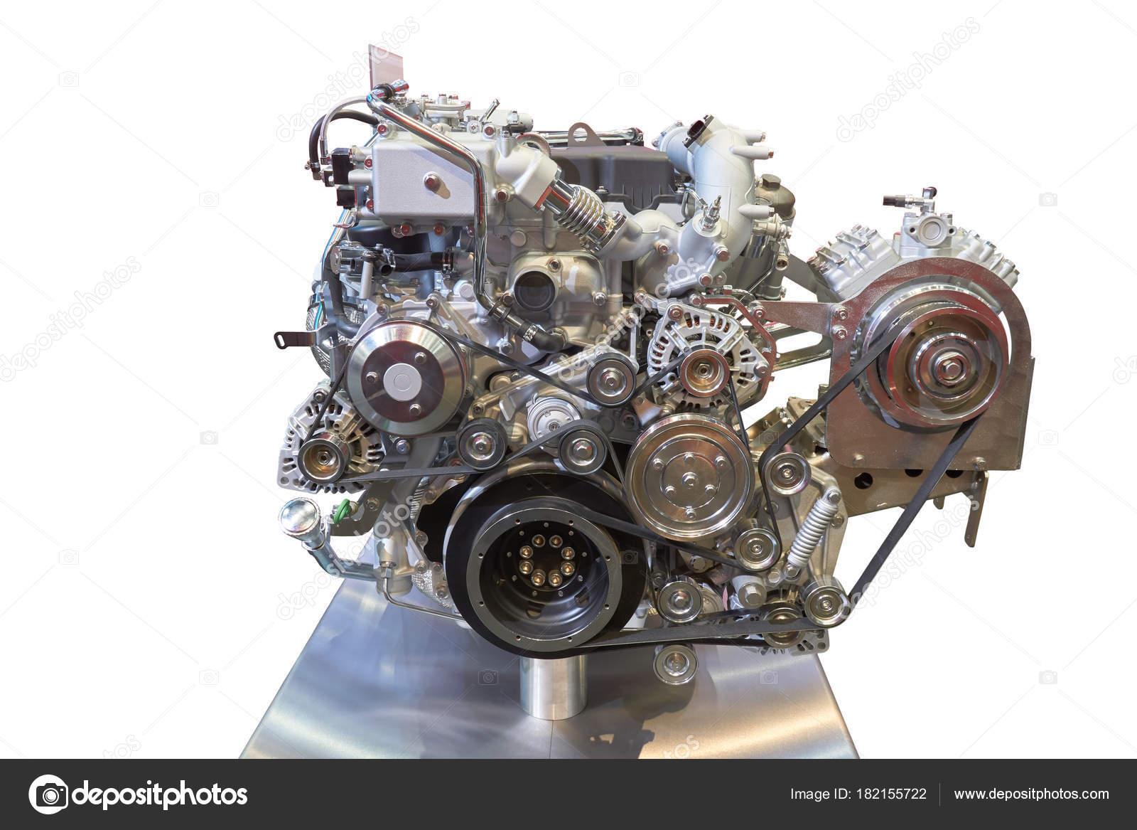 Verbrennungsmotor — Stockfoto © photopotam #182155722
