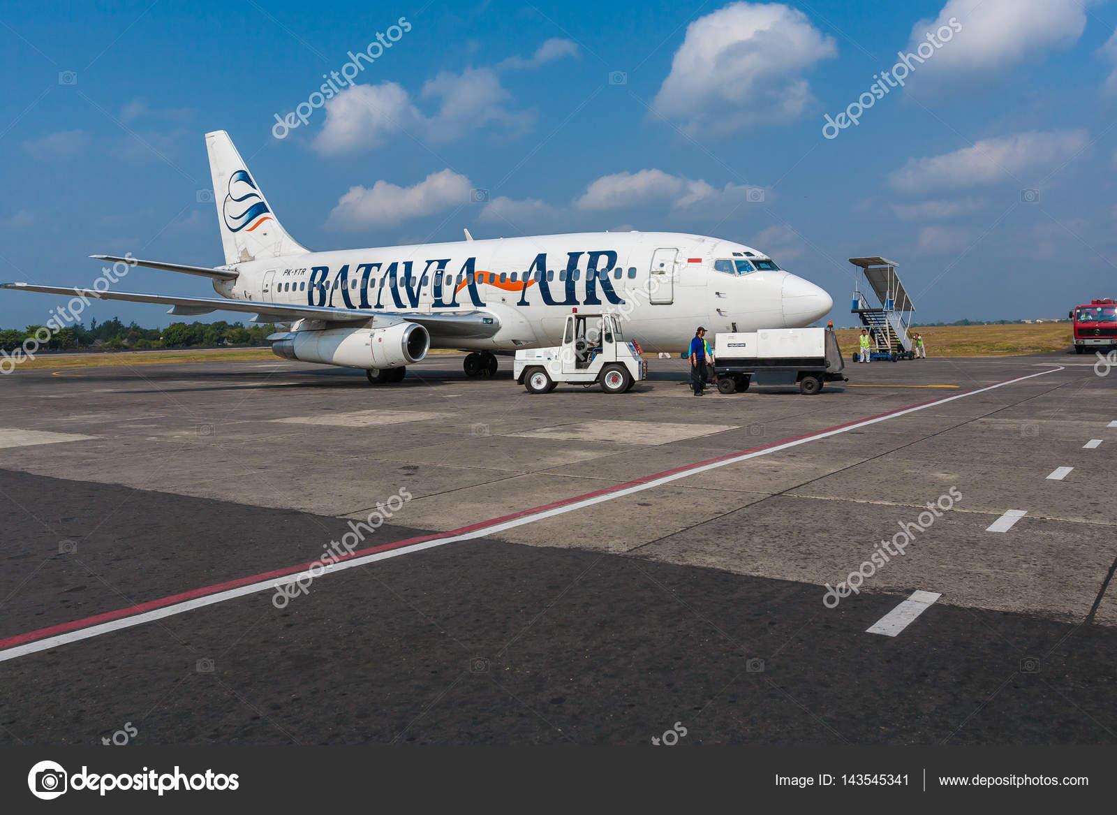 Aeroporto Bali : Aeroporto di bali indonesia agosto aeroplano di