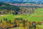 hohenschwangau bei Schloss Neuschwanstein, Bayern, Keim