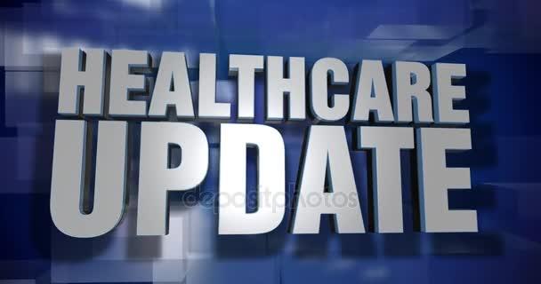 Dynamisches Gesundheitsupdate und Hintergrund