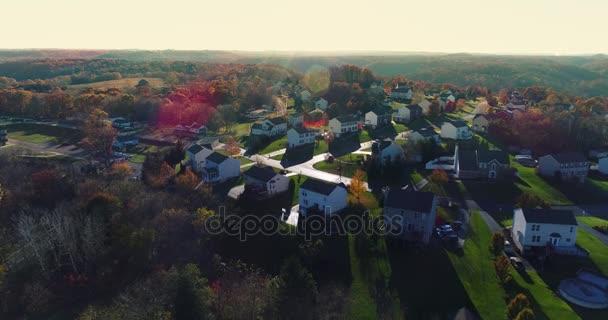 Kora esti órákban létrehozó szemcsésedik-ból Pennsylvania környéken
