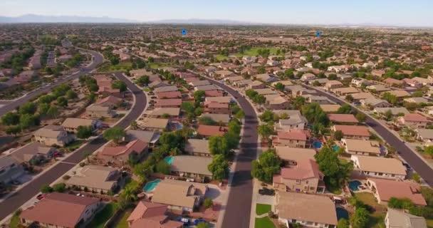 Légi Arizona környéken Gps jelölőkkel