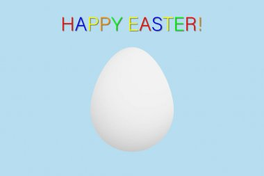 Easter egg Holy Day on the USA and World.