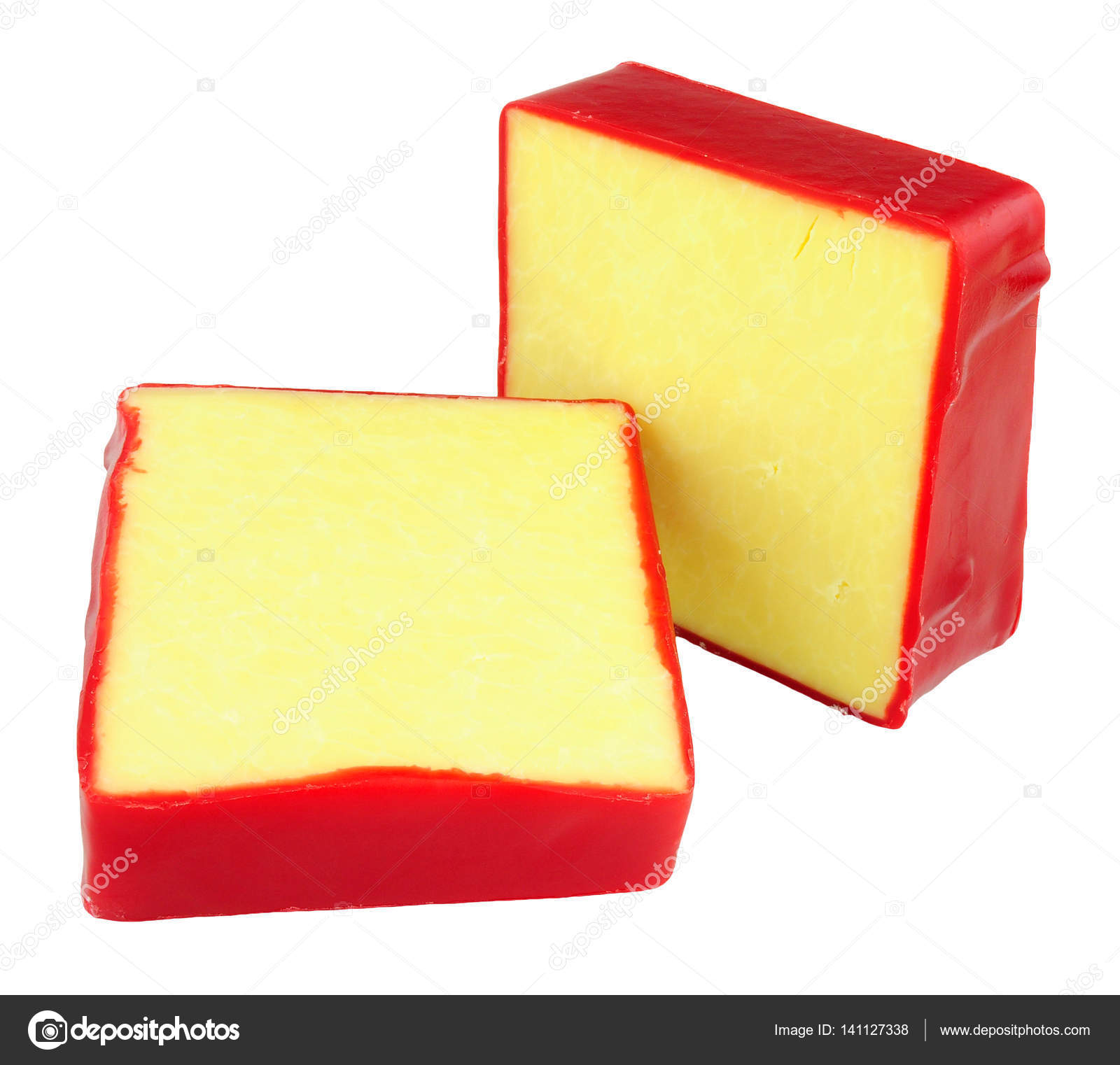 Monterey Jack Cheese — Stock Photo © philkinsey #141127338