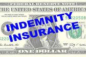 Pojistné plnění pojištění - finanční koncept