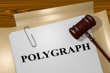 Polygraph - legal concept