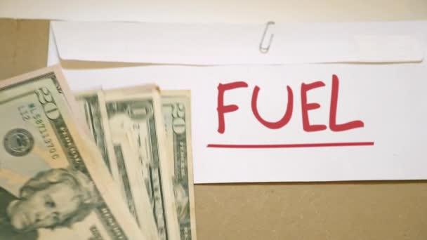 Náklady na palivo a energetická koncepce