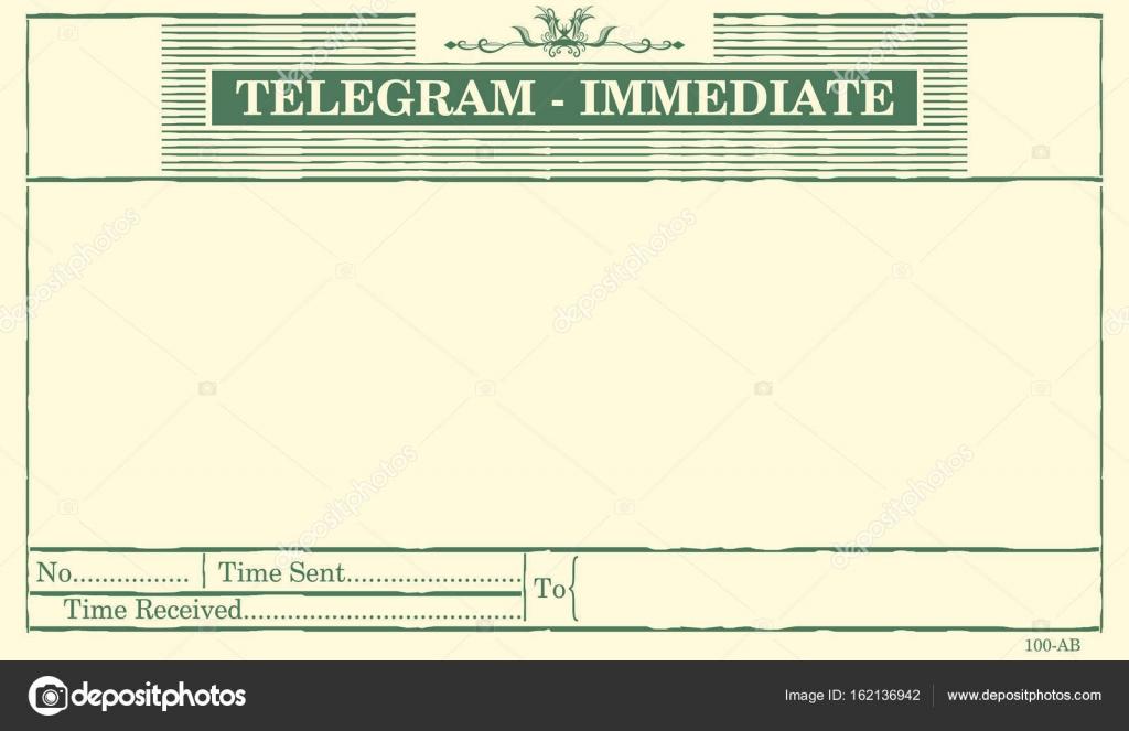 MODULO PER TELEGRAMMA SCARICA