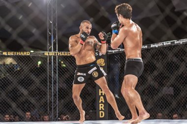 Fight between Michel Ersoy vs Fabien Gallinaro at Superior Chall