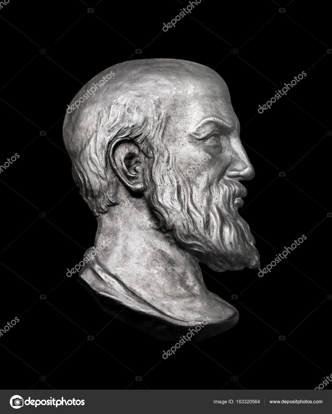 ギリシャの作家アイスキュロス —...