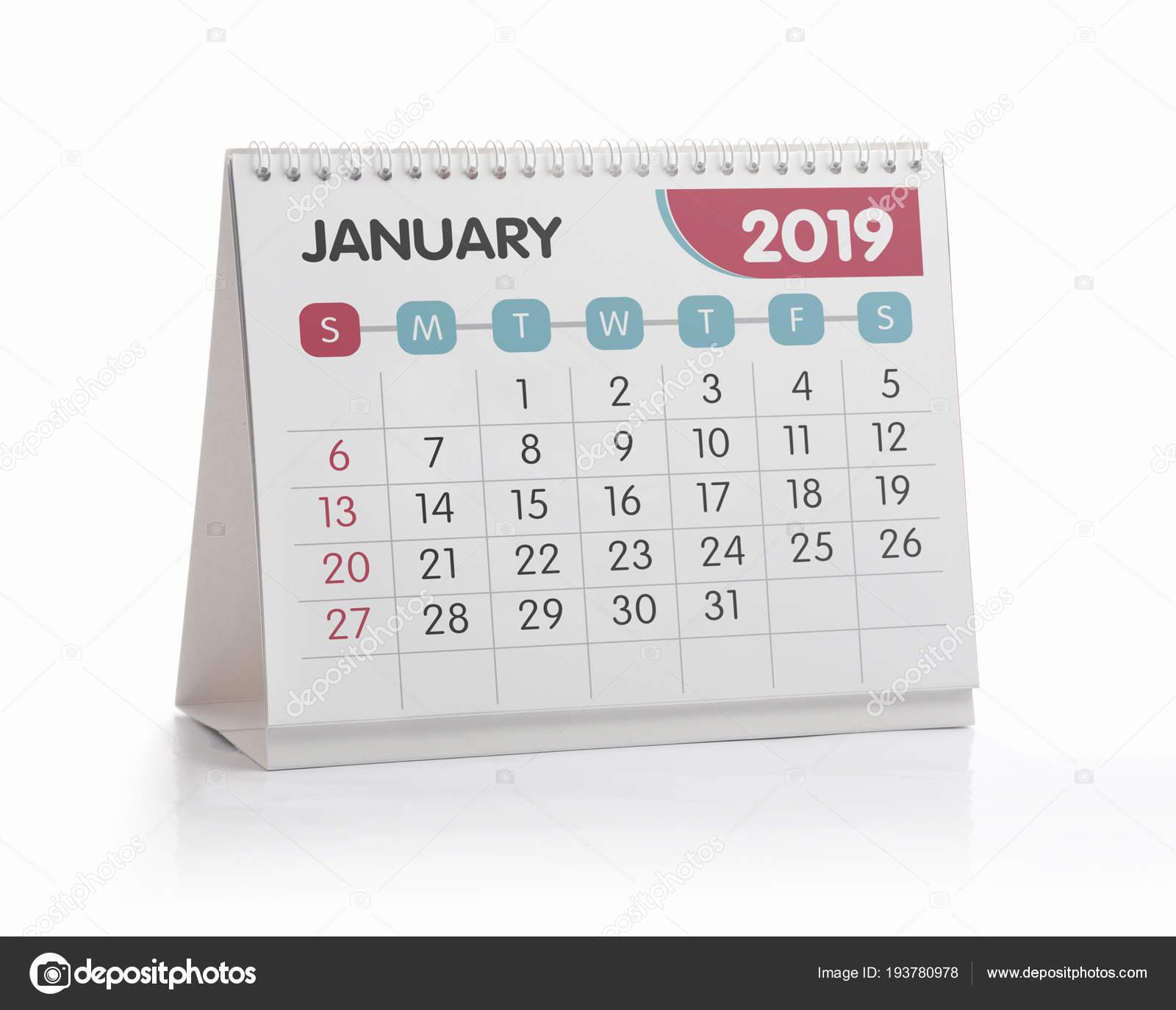 office naptár sablon 2019 Office naptár január 2019 — Stock Fotó © MidoSemsem #193780978 office naptár sablon 2019