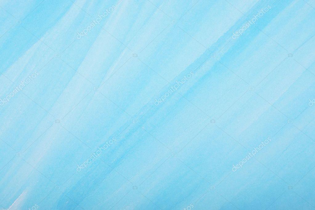 Plano De Fundo Azul Aquarela Com Pinceladas Vis Veis Fotografias