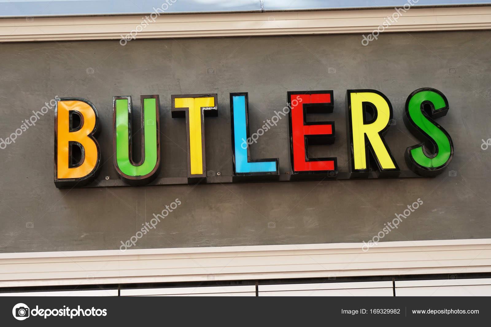 Entreprise De Detail Allemand Butlers Vend Accessoires Pour La